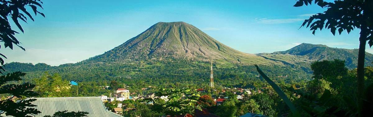 Mt. Lokon