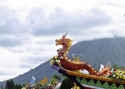 Tomohon Flower Festival